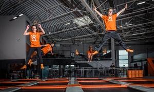 Jumpcity: Wejście do parku trampolin dla 1 osoby od 18,99 zł i więcej opcji w Jumpcity (do -42%)