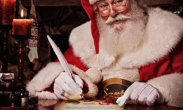 PackageFromSanta.com: $12 for a Package with a Personalized Letter, Call, and Video from PackagefromSanta.com ($24.95 Value)