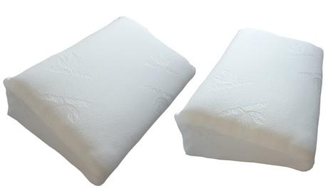 1 o 2 almohadas antirronquidos Oferta en Groupon