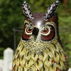 Inflatable Great Horned Owl