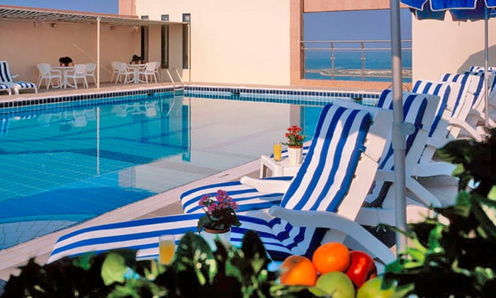Sheraton hotel health club