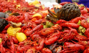 30TH Annual Texas Crawfish Festival: 30th Annual Texas Crawfish Festival (April 29–May 8)