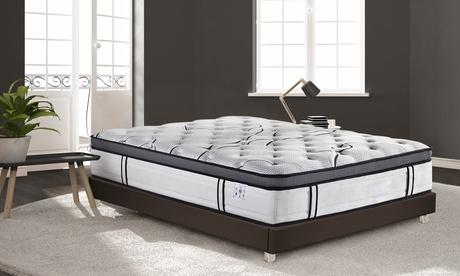 Ensemble lit, matelas et oreiller(s) de la marque Sampur
