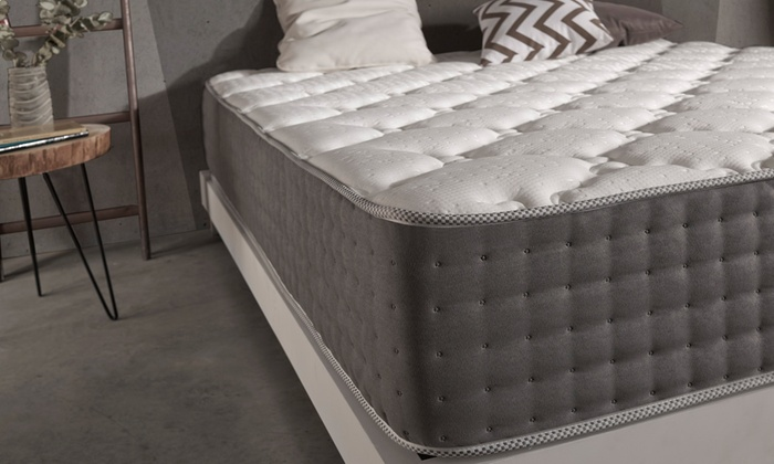 matelas en mousse m moire de forme groupon. Black Bedroom Furniture Sets. Home Design Ideas