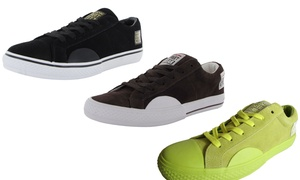 Vision Street Wear Women's Suede Lo Skate Sneakers