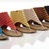 $21.99 for Carrini Gladiator Wedge Sandals