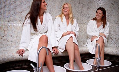 image for Spa Day with Two 25-Minute Treatments and Afternoon Tea for One or Two at 4* The Belfry Hotel and Resort (37% Off)