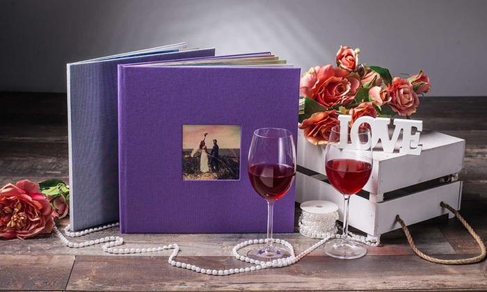1 livre photo (30x30 cm) de 28, 40, 60, 80 ou 100 pages dès 11,95 € (jusqu'à 79% de réduction)