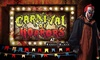 Carnival of Horrors - House of Blues Cleveland: Carnival of Horrors on Saturday, October 29, at 9 p.m.