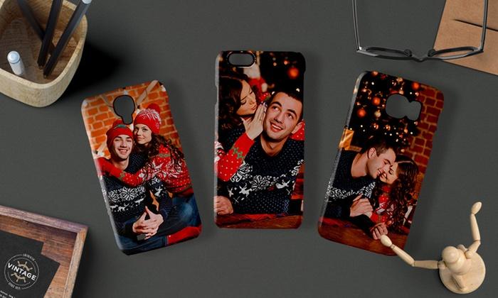 Photo.Gifts: 1 ou 2 coques personnalisées pour smartphone dès 4,99€ (jusqu'à 82% de réduction)