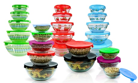 Snack Size Glass Bowl Set with Snap-Tight Lids (10-Piece) 4e5e9b0e-4c92-11e7-95ff-00259060b5da