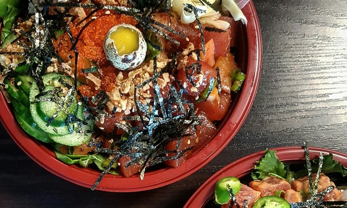 Poke Restaurant Sunnyvale Ca