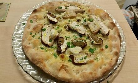 Menu con pizza a scelta e birra a 19,90€euro
