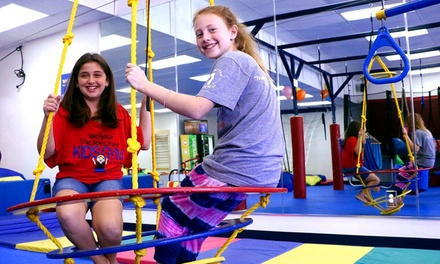 Indoor Play Pass or Birthday Party at We Rock the Spectrum (Up to 40% Off). Four Options Available.