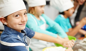 Chef Tony's: One Two-Hour Cooking Class for One or Two Kids at Chef Tony's (Up to 58% Off)