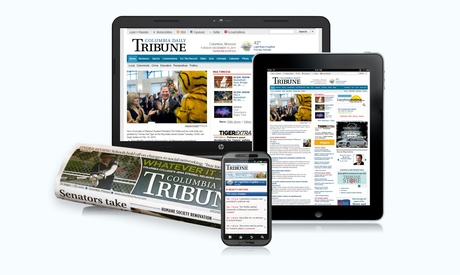 $36 for a 52-Week Subscription to the Sunday Edition of the Columbia Daily Tribune ($78 value)