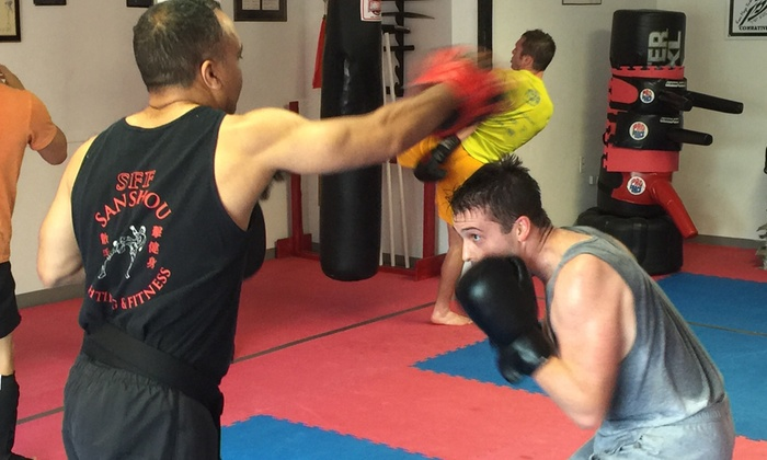 San Shou Martial Arts - San Shou Martial Arts: Up to 80% Off Classes at San Shou Martial Arts.