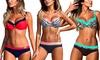 Bikini push up modello Crira