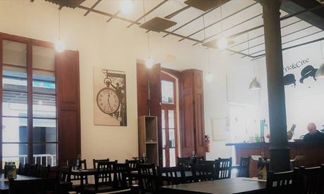 Menú mexicano para 2 o 4 con entrante, principal, postre y bebida desde 14,95 € en Cric & Croc Taquería