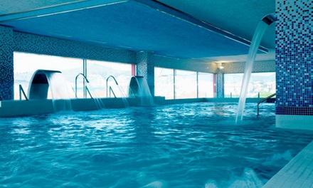 Circuito termal para 2 con opción a buffet en SpaGym Natural - Hotel FrontAir Congress (hasta 47% de descuento)