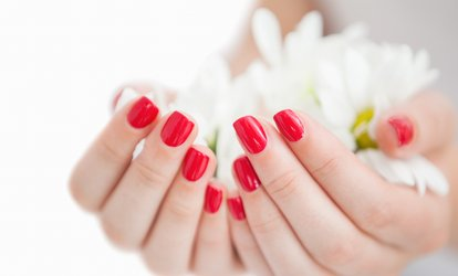image placeholder image for Classic Manicure and/or Pedicure at Massage  Elements of Hot Stones (Up