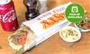 Halal Snack Pack or Kebab