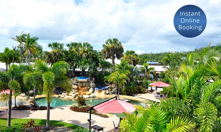Mission Beach: 1 to 3 Nights for Two with Breakfast, Welcome Drinks and Late CheckOut at Mission Beach Resort