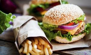 Burger de Ville: Handgemachter Bio-Burger mit Beilage nach Wahl für 2 oder 4 Personen bei Burger de Ville (bis zu 50% sparen*)