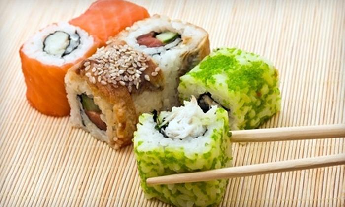 Koto Buki - Sylvania: $12 for $24 Worth of Japanese Cuisine for Dinner at Koto Buki