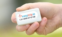Up to €40 Toward Toll Road and Parking on a Rented Toll Tag from Easytrip Services Ireland (50% Off)