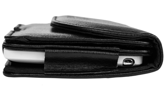 f4d1b3fad134 Up To 21% Off on Leather Belt Holster Case | Groupon Goods