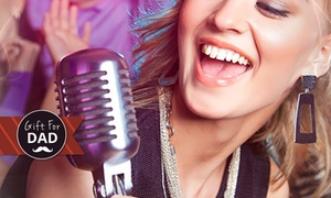 Red Box Karaoke: Karaoke Room Hire with BYO for Up to Eight People: 1 ($29) or 2 Hours ($58) at Red Box Karaoke (Up to $130 Value)
