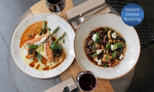 White Rabbit Charcuterie: From $35 for a CBD Lunch or Dinner with Wine at White Rabbit Charcuterie, CBD (From $75 Value)