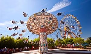 Parque de la Costa: Desde $155 por pasaporte para 1, 2 o 4 personas en Parque de la Costa