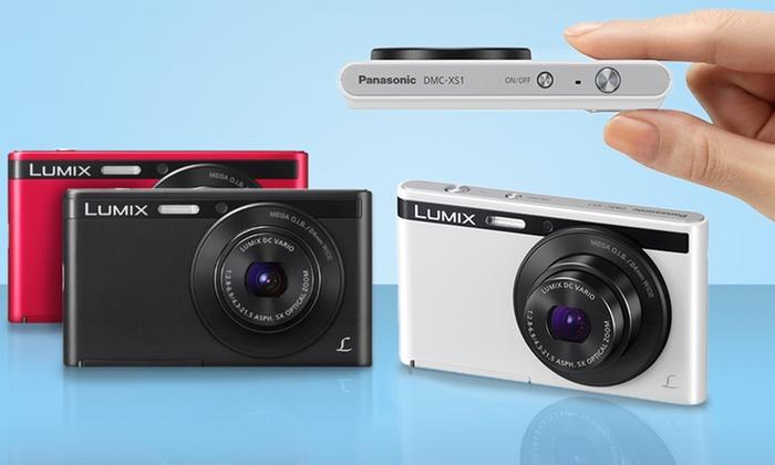 Panasonic Lumix XS1 16.1 MP Compact Digital Camera with 8x Intelligent Zoom: Panasonic Lumix DMC-XS1 16.1MP Compact Digital Camera. Multiple Colors. Free Shipping.
