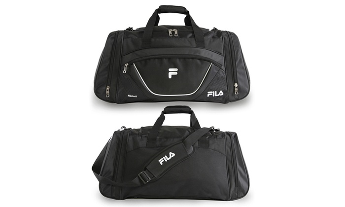 Up To 38% Off on Fila Acer Sports Duffel Bag  4c521ce22b1cd