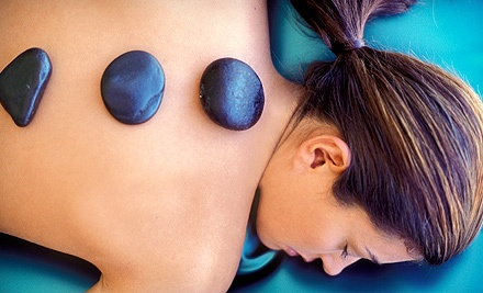 60-Minute Swedish or Hot-Stone Massage at A New Length Salon & Day Spa (56% Off)