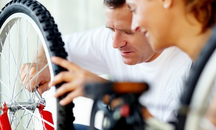 $39 for a Full Bike Tune-Up at Back Bay Bicycles ($75 Value)