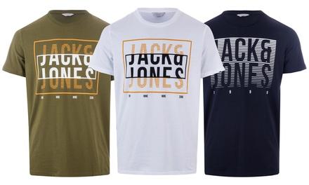 Jack & Jones Men's Com TShirt