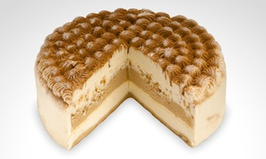 SAVERIO: Torta o postre helado de 10, 12 o 16 porciones en Saverio. Elegí sucursal
