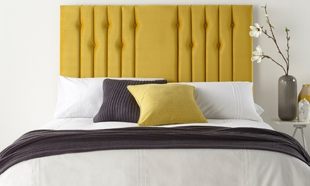 Lemonwood Headboard