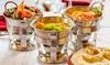 """Lal Qila - Lyon-5E-Arrondissement: Menu """"découverte"""" avec entrée, pain, plat, accompagnement et dessert pour 2 personnes dès 34,90 € au restaurant Lal Qila"""