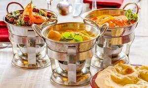 """Lal Qila:  Menu """"découverte"""" avec entrée, pain, plat, accompagnement et dessert pour 2 personnes dès 32 € au restaurant Lal Qila"""