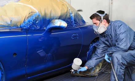 Riparazione e verniciatura auto