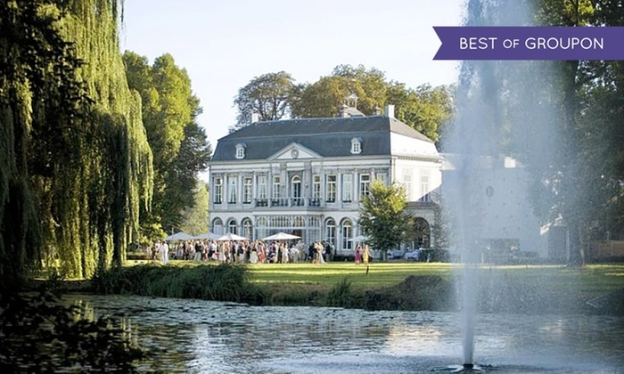 Buitenplaats Vaeshartelt - Buitenplaats Vaeshartelt: Maastricht: 1-3 Nächte für Zwei mit Frühstück, Begrüßungsgetränk u. Kasinoeintritt im Buitenplaats Vaeshartelt