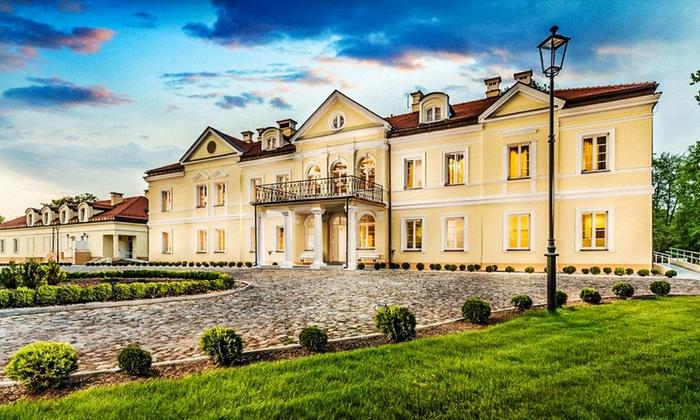 Okolice Warszawy: pokój double lub twin z wyżywieniem