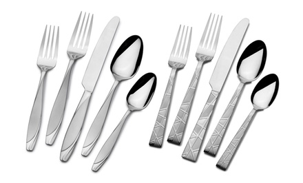 Mikasa Gourmet Basics 20-Piece Flatware Set. Free Returns.