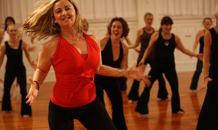 One Month membership to Nia Classes from R99 for One at OurNiaSpace Studio (Up to 65% Off)
