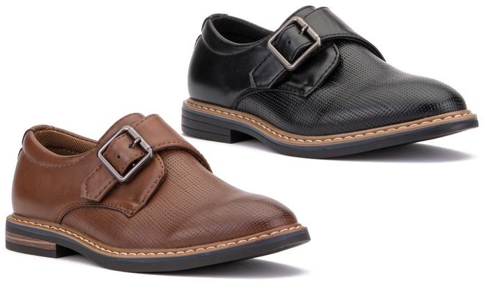Xray Boys James Monk Strap Dress Shoe