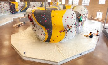 Up to 50% Off Passes with Extra at Momentum Indoor Climbing